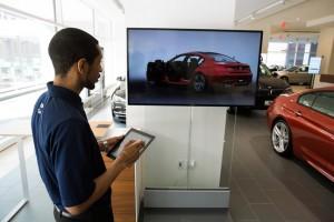 BMW's New Digital Showroom Strategy