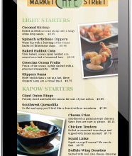 Restaurant Tablet Menus Are Over-hyped